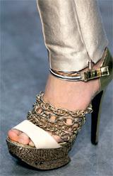 Актуальная обувь: модели