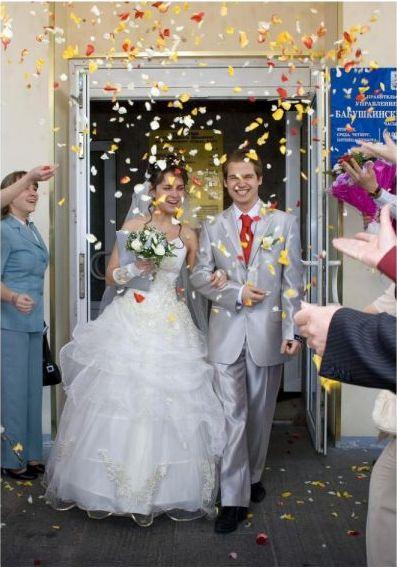 Свадьба без моды