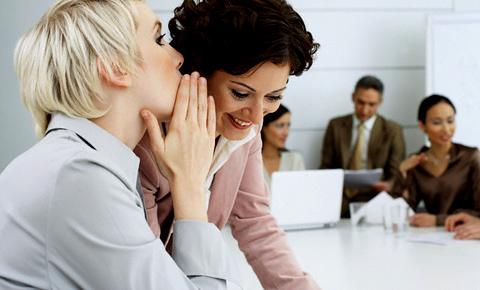Как побороть офисных врагов?