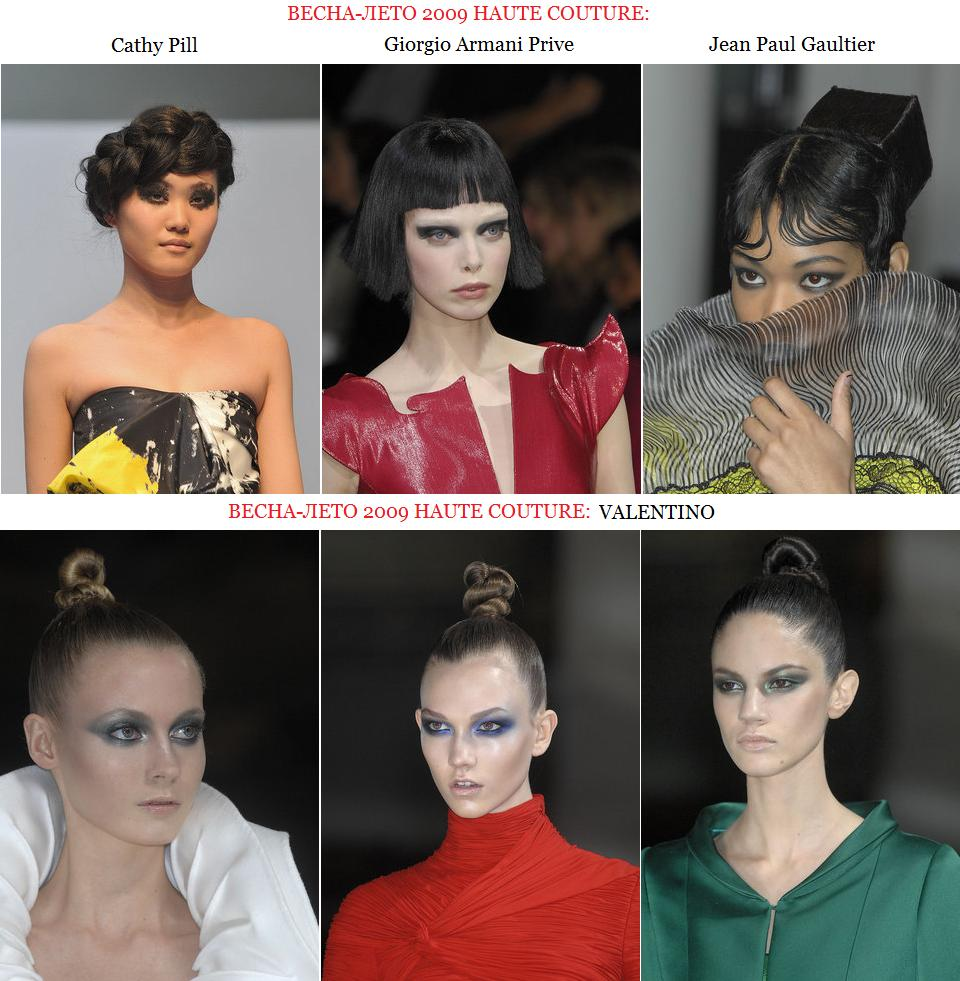 Весенние make-up-тренды