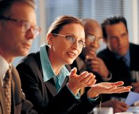 Карьера женщины: борьба со стереотипами