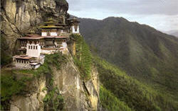 монастырь Таксанг (Бутан)