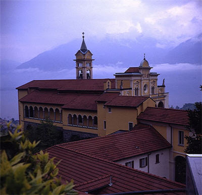 монастырь Мадонны дель Сассо (Швейцария)