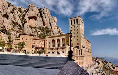 монастырь Монсеррат (Испания)