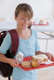 ПідгоДовка дітей до школи. Правила харчування школярів
