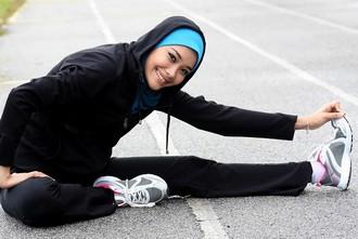 В США выпустят видео-курс фитнеса для мусульманок