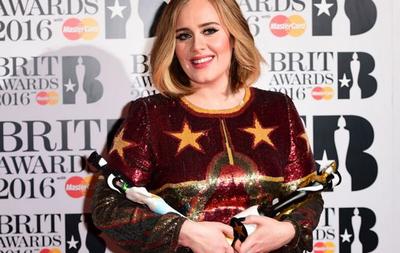 Адель получила четыре награды Brit Awards-2016