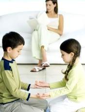 Профилактика нервных срывов у детей