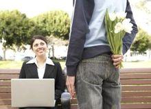 Новый способ знакомств в Интернете