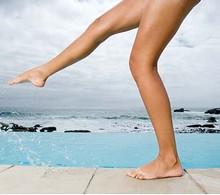 Рецепты для красоты ног