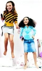 Большая мода для маленьких людей
