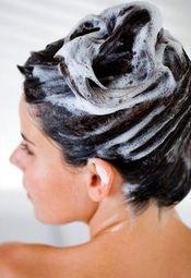 Шампунь и волосы