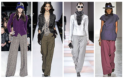 Лучшие брюки зимы-2009