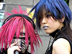 Модное безумие в Токио