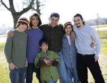 Многодетные семьи: