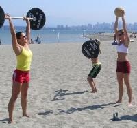 Летний фитнесс - советы по выживанию