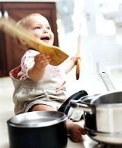 Маленьким кулинарам