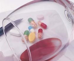 Лекарства + алкоголь = ?