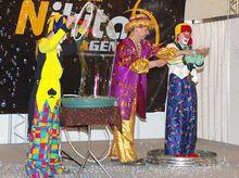 Волшебный детский праздник – мечта осуществима!