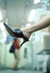 Зарядка в метро