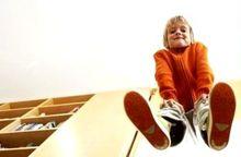Детская обувь - пропуск во взрослую жизнь