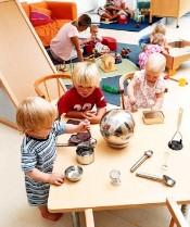 Как не заболеть в детском саду?