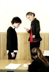 Конфликт с учителем: выход есть!