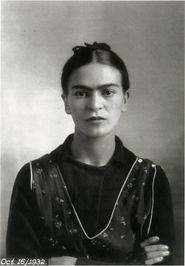 Знаменитые женщины. Фрида Кало