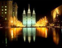 """Солт-Лейк Сити - """"Священный город святых"""""""