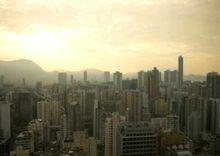Моя следующая остановка – Гонг Конг