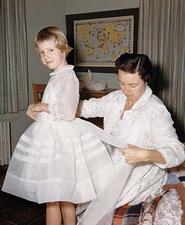 Мода на бабушкины платья