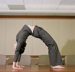 Офисный фитнесс