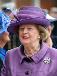 Маргарет Тетчер - сокровище Англии