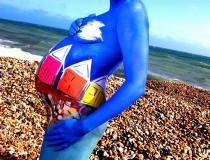 Цветная беременность