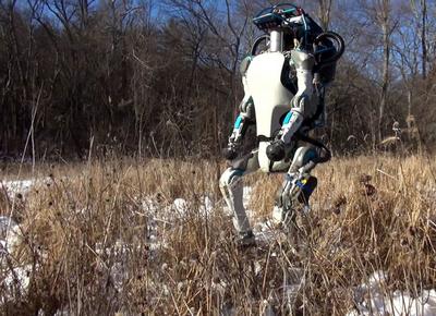 Boston Dynamics представила нового человекоподобного робота