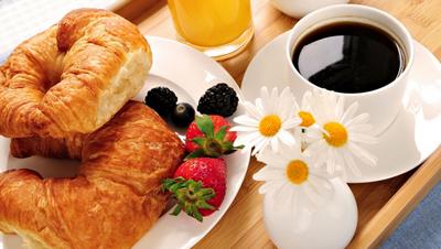 Завтраки способствуют физической активности