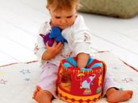 Развивающие игры с детьми до трех лет