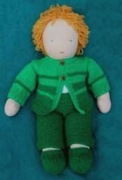 Кукла для малыша