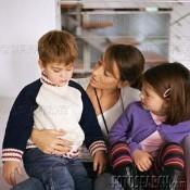 Почему дети обманывают