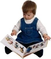 Выбор книги для малыша