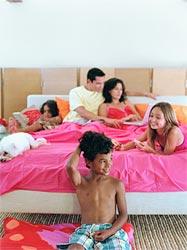 Идеальная семья - многодетная семья