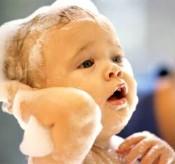 Детская головомойка