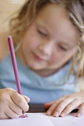 Рисунок ребенка покажет его тревоги