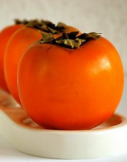 Хурма - полезный осенний фрукт