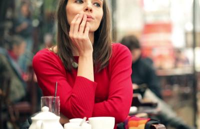 Нетерпеливые женщины раньше стареют