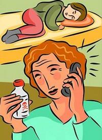 Первая помощь при отравлениях